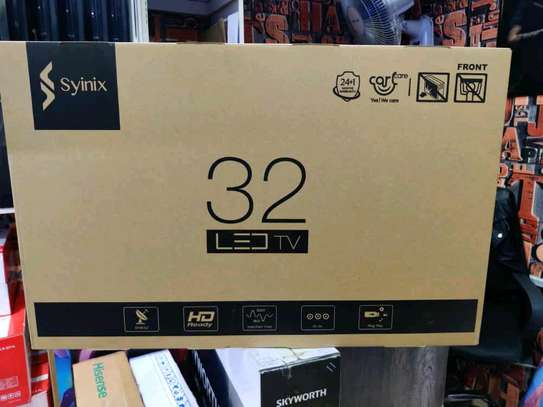 Offer Synix  32inch digital led tv on offer