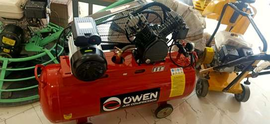 100l air compressor image 1