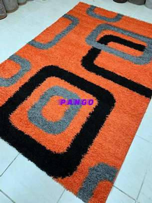 Turkish excuisite shaggy carpets image 2