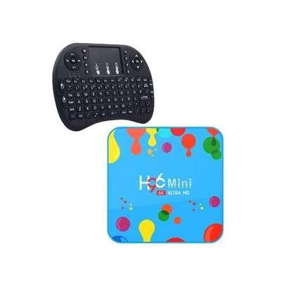 H96 Mini - 6K Ultra HD - 4+32GB Ram + Mini Keyboard image 1