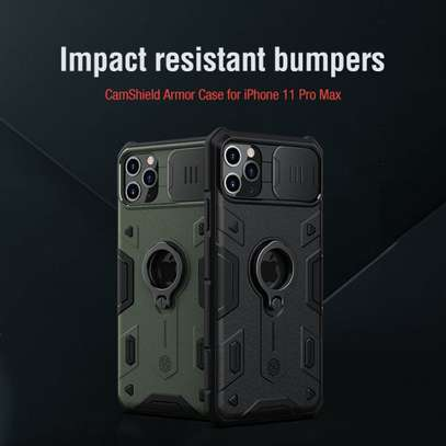 Nillkin CamShield Armor case for Apple iPhone 11, iPhone 11Pro and iPhone 11 Pro Max image 3