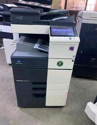 Konica Minolta bizhub c364 photocopier machine image 1