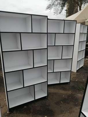 Executive book shelves and storage image 1
