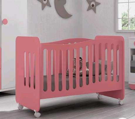 Pink baby cots for sale in Nairobi Kenya/cots/baby beds image 1