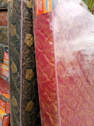 5 by 6 Quilted HD Mattresses in Mombasa. Free Home Delivery! image 2