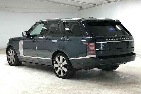2014 Range Rover Autobiography image 2