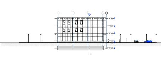 Office building plan image 7