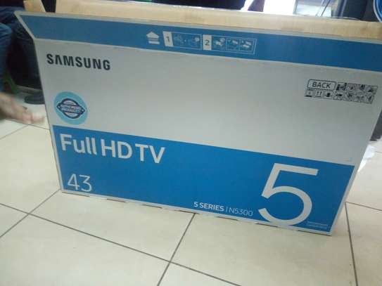 43 inches Samsung smart tv image 1