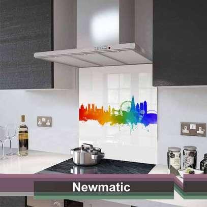 Newmatic Fusion London on White Splashback image 1