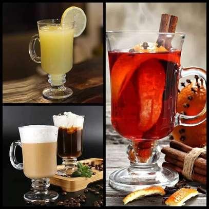 8-oz Irish Coffee Mugs, Set of 6