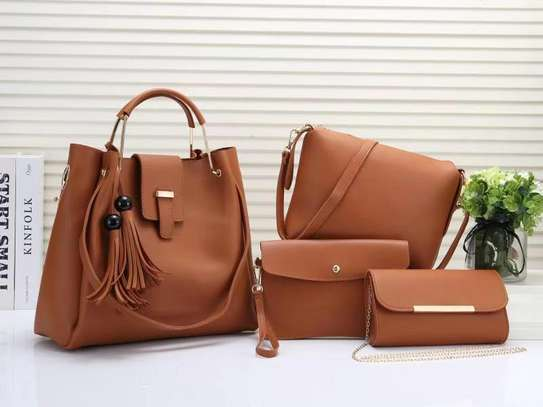 4 in 1 women handbags