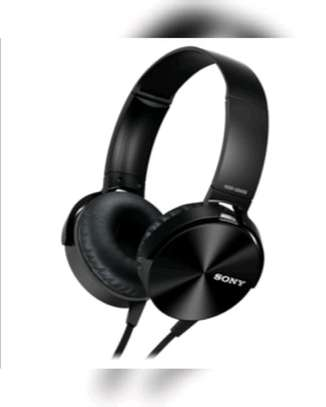 Super Bass extra Headphones With Bass Booster image 2