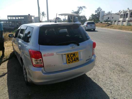 Toyota Fielder for Hire image 5
