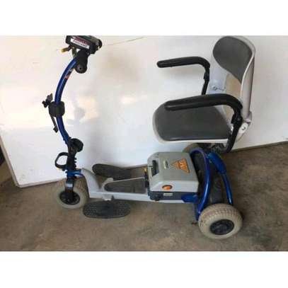 Wheelchair (scooter type) image 1