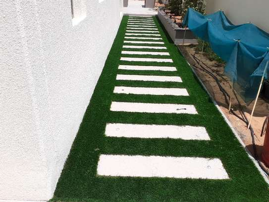 Artificial Grass Factory Price Artificial Lawn image 3