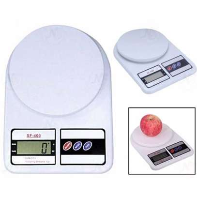 Digital Kitchen Scale Food Cook Weighing Scale image 1
