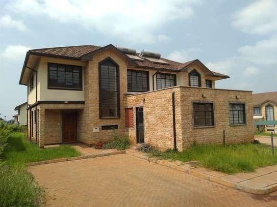 4 bedroom house for rent in Kiambu Road image 1