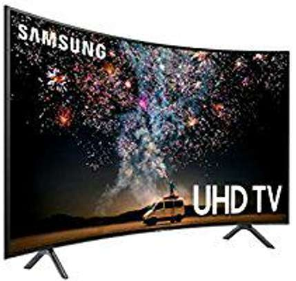 65 INCH CURVED SAMSUNG TV image 1
