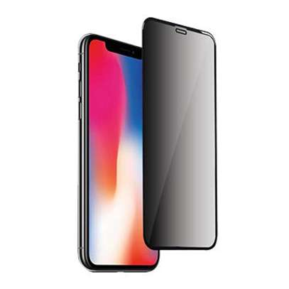 5D Full Glue Anti-spy Privacy Screen Protector For iPhone X Xs XR XS Max image 3