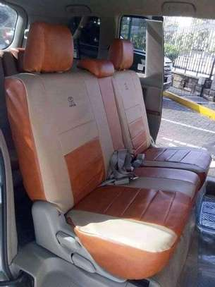 Clear Car Seat Covers image 10