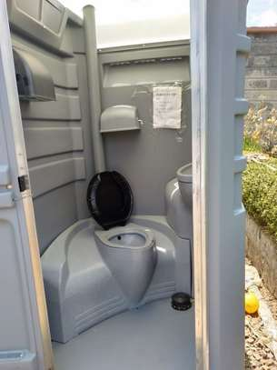 PORTABLE TOILETS FOR  HIRE  AND SALE