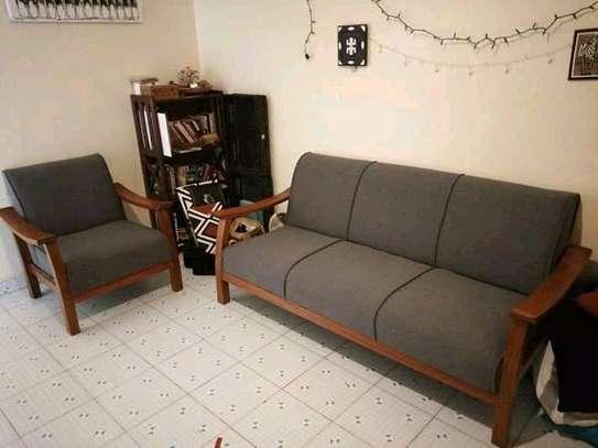 Durable Beautiful Modern 5 Seater Skeleton Sofa image 4