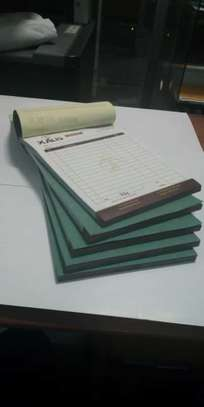 RECEIPT/INVOICE/DELIVERY NOTE  PRINTING image 3