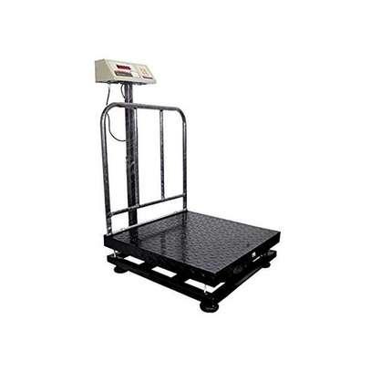 Digital 500Kg Weighing Platform image 1
