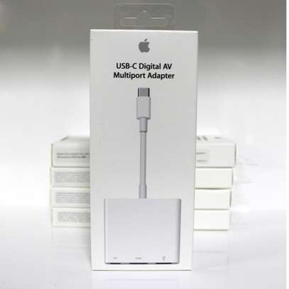 Apple USB Type-c Digital AV Multiport Adapter image 1