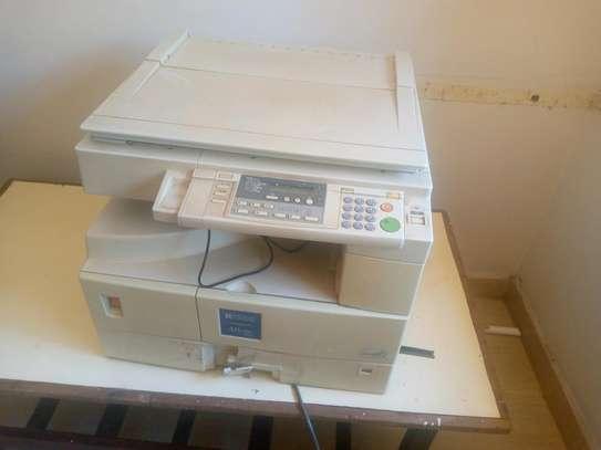 Aficio 1015 photocopier image 2