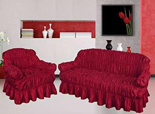 Turkish elastic loose sofa covers image 2