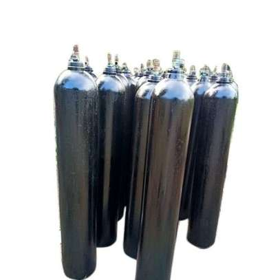 Commercial Medical Oxygen Cylinders 40.8l/47.9kg image 1