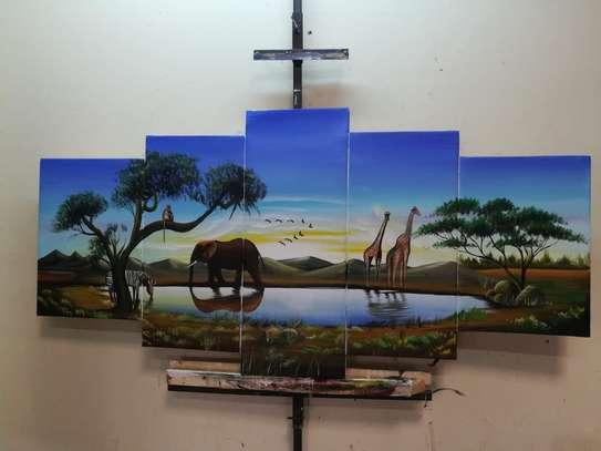 Art,Paintings,Wall Hanging,Wall decor image 14