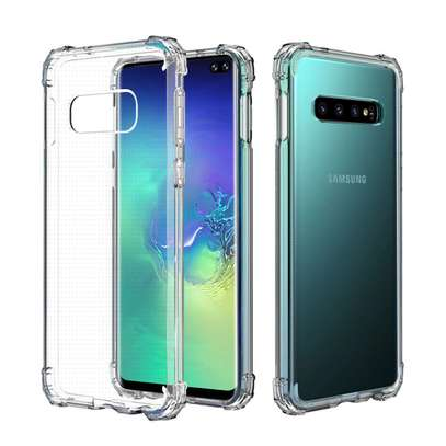 Samsung S10/S10+s8/s8+S9/S9 Plus Clear shock-proof cases