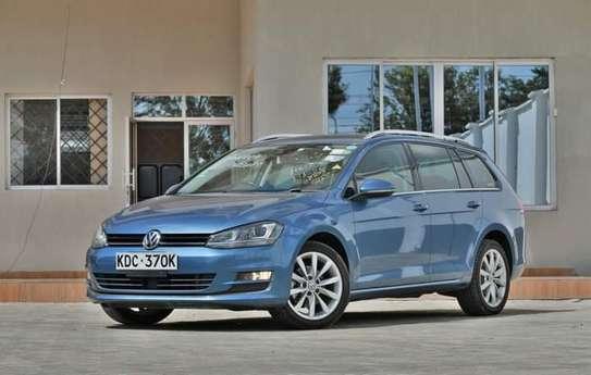 Volkswagen golf variant MK7 Tsi  Year 2014 || 1400cc turbo image 6
