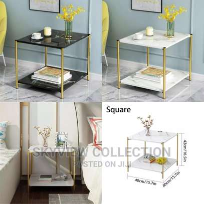 Modern Luxurious Side Table image 1