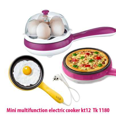 Multifunction Steaming Device Frying Boiling Roasting image 2