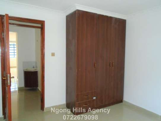 Four bedrooms townhouse with a DSQ for rent in Kibiko image 9