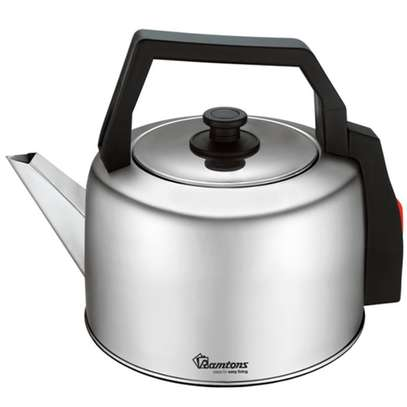 RAMTONS TRADITIONAL ELECTRIC KETTLE 5 LITERS STAINLESS STEEL- RM/464
