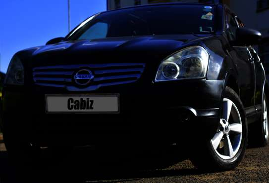 Nissan Dualis for Hire image 2