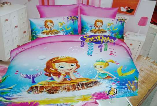 Cartoon theme kids duvet image 9