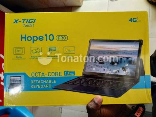 X-Tigi Hope 10 Pro Tablet: 10.1″ inches – 4GB RAM – 64GB ROM – 8MP Camera – 4G – 6000 mAh Battery  with detachable Keyboard Case image 8