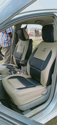 Wipeable car seat covers image 1