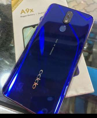 Oppo A9x 128 GB blue image 1