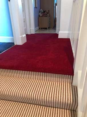 Red wedding carpet image 4