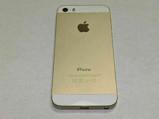 iPhone 5s - 16GB - 4G LTE - Gold image 2