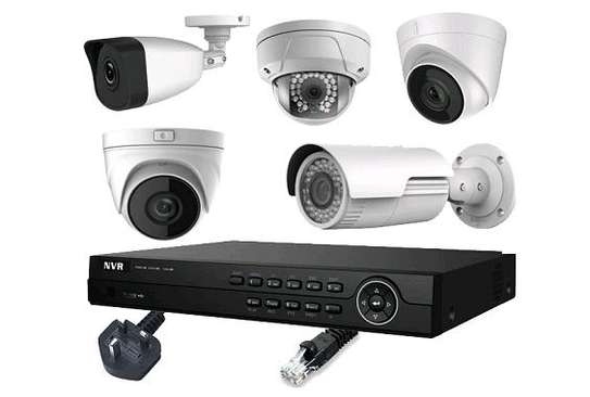 CCTV camera installation image 2