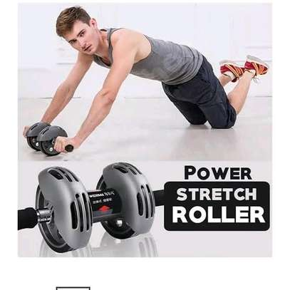 Powerstretch abs roller image 1