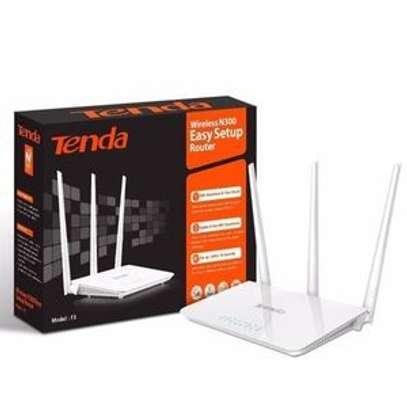 tenda Wireless N300 Easy Setup Router image 3