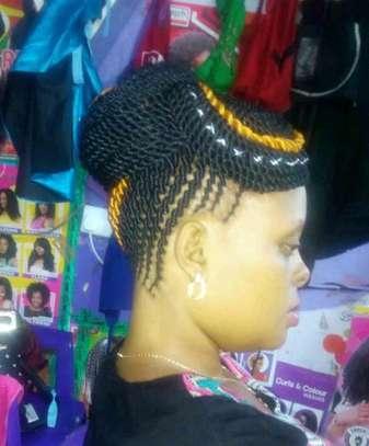 Hair dressing image 10